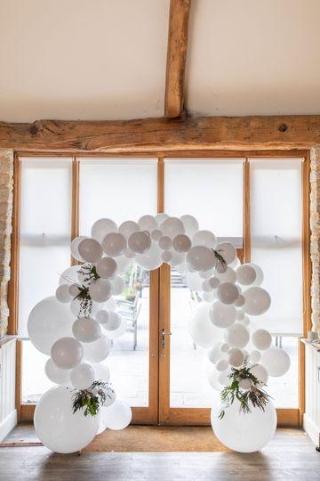 ATOW Balloon Archway