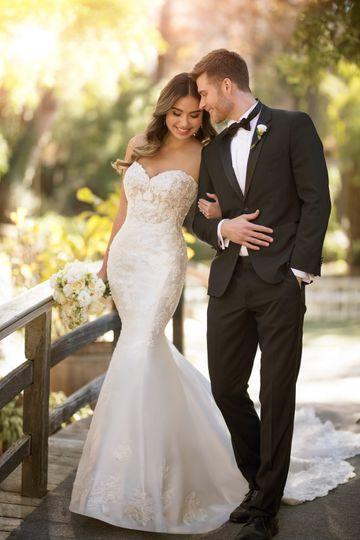 Bridalwear Shop Rookery Bridal 45