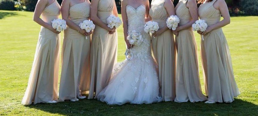 Magnolia Bridesmaid Dress
