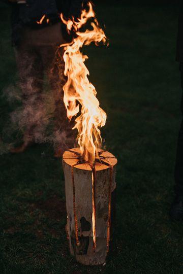 Swedish flames