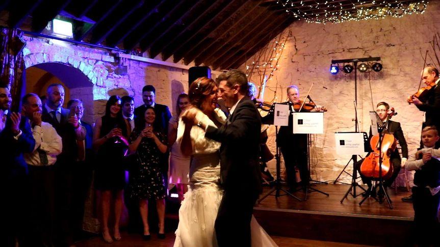 Still from Wedding Video