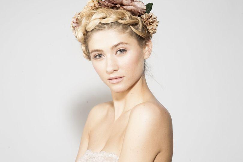 Jessie Harries make-up artist
