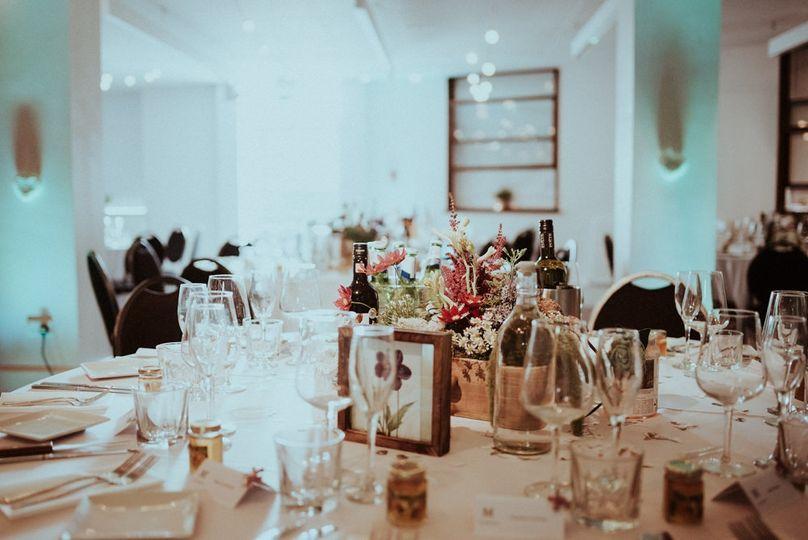 Wedding Breakfast - Shutter Go Click Photography