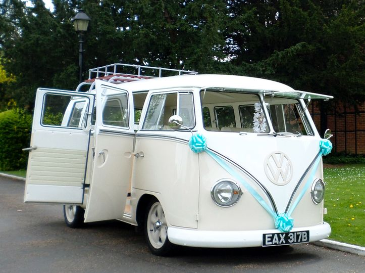 VW Split-screen Camper Hire