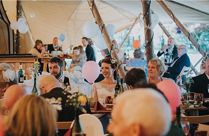 Marquee Hire Teepee Tent Hire 2