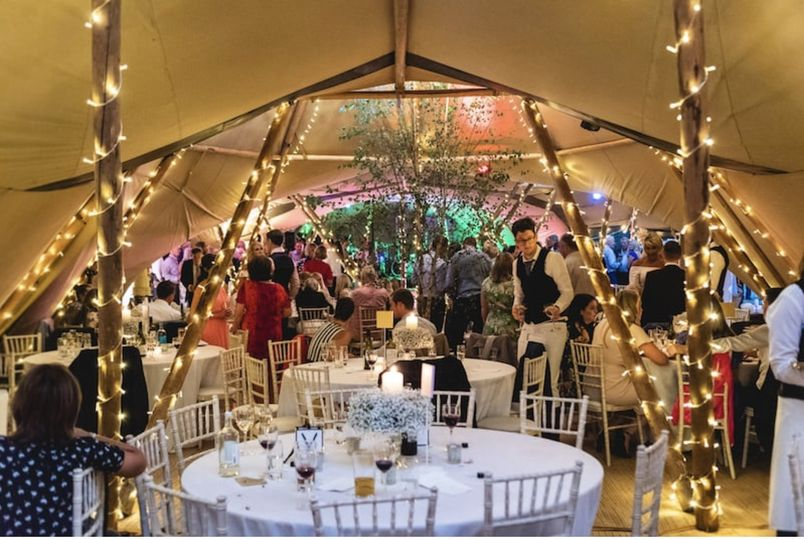 Marquee Hire Teepee Tent Hire 19