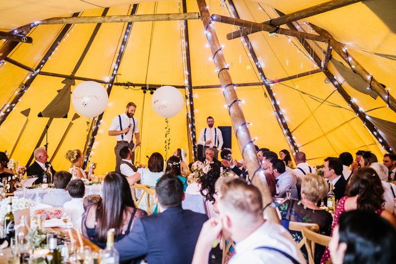 Marquee Hire Teepee Tent Hire 21