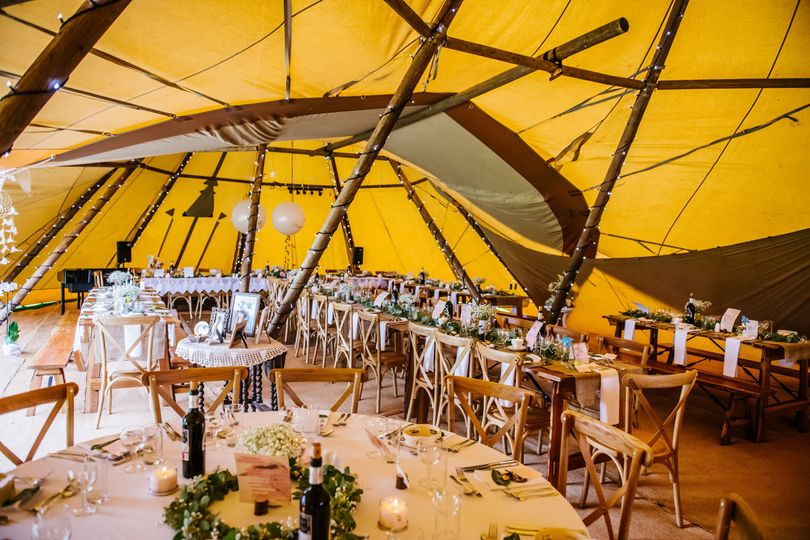 Marquee Hire Teepee Tent Hire 24