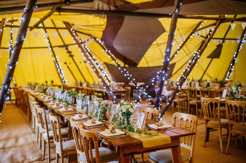Marquee Hire Teepee Tent Hire 25