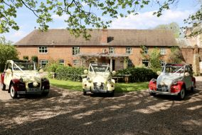 2CV Wedding Cars