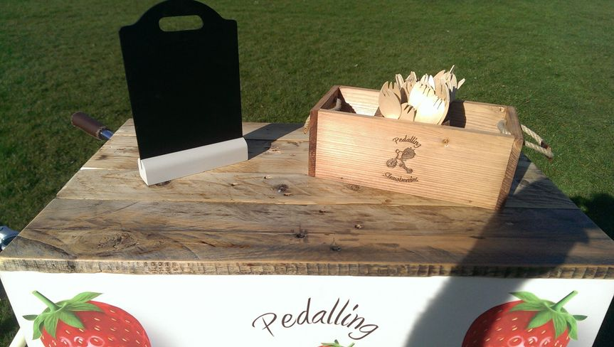 Catering Pedalling Strawberries 5