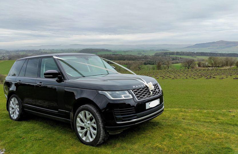 2019 Range Rover, seats 4