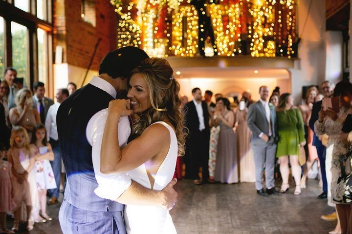 Dance the night away in the Catesby Barn