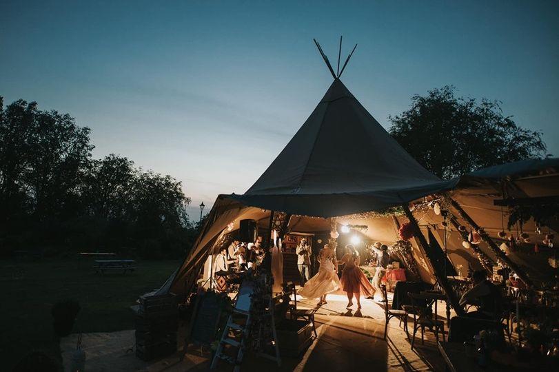 Skipbridge Country Weddings 1