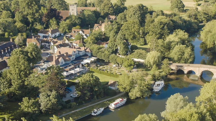 The Great House Sonning