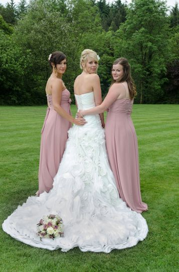 Lakeview Manor wedding