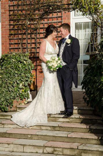 Fox & Hounds Hotel wedding
