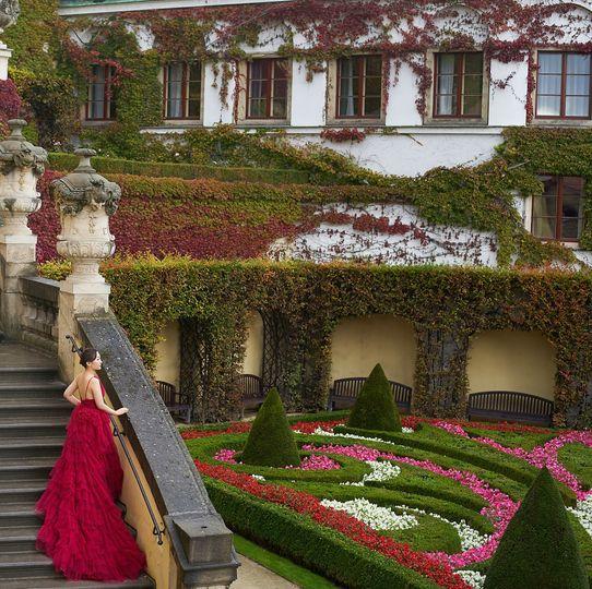Vrtba Garden October
