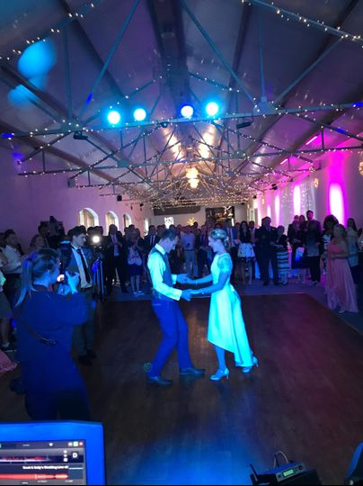 Fun on the dance floor - Your Reflections