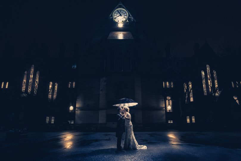 Weddings at The University of Manchester - Outside space, The Old Quadrangle