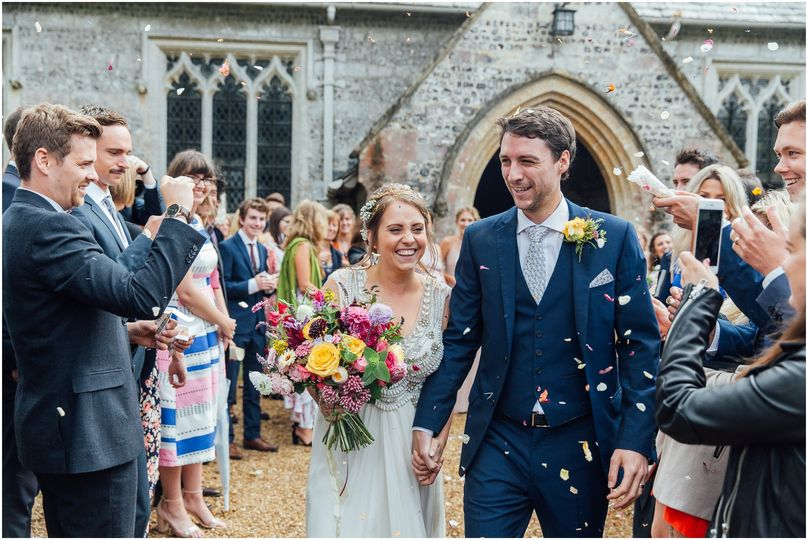 Charlotte Bryer-Ash Photography - Dorset Wedding Photographer