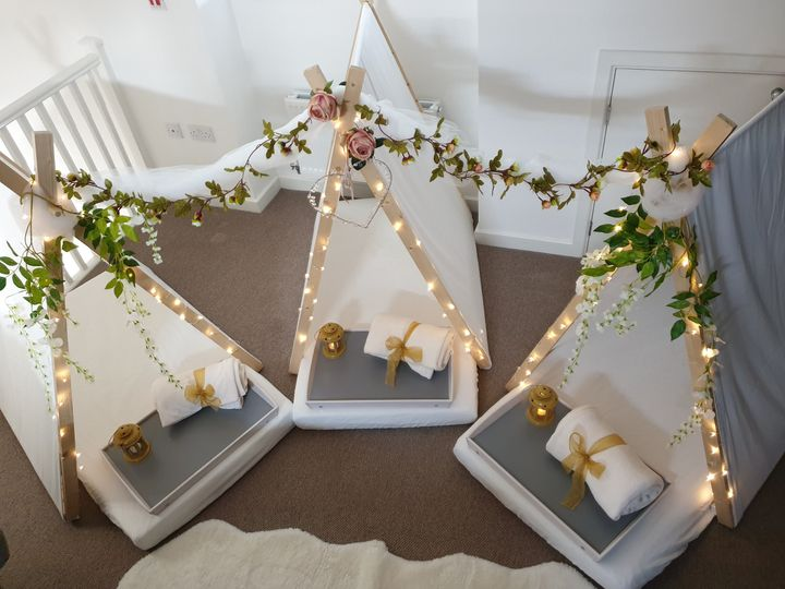 Something Different Eco Teepee Club 4