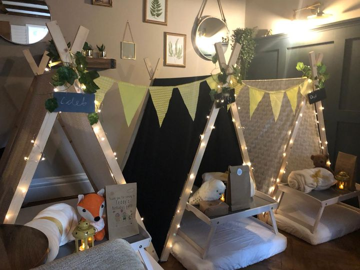 Something Different Eco Teepee Club 19