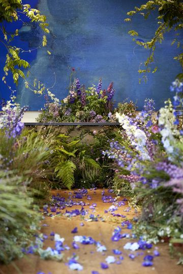 Florist Petersham Nurseries Covent Garden 30