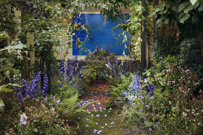 Florist Petersham Nurseries Covent Garden 31
