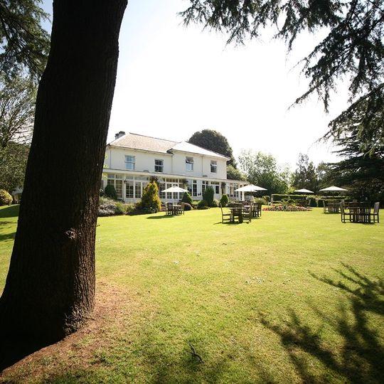 Buckerell Lodge Hotel 8