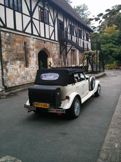 Beauford at The Hospitium