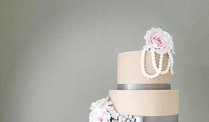 Sweet Alchemy Wedding Cakes 1