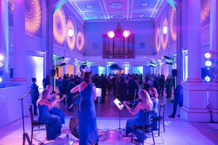 Music and DJs Blue Topaz Strings 10