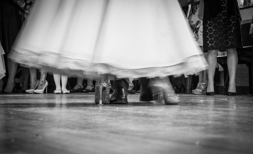On the dance floor - Stephen Vaughan Photography