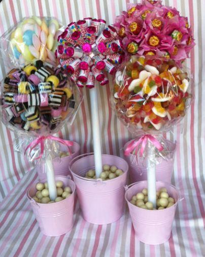 Many sweet trees available