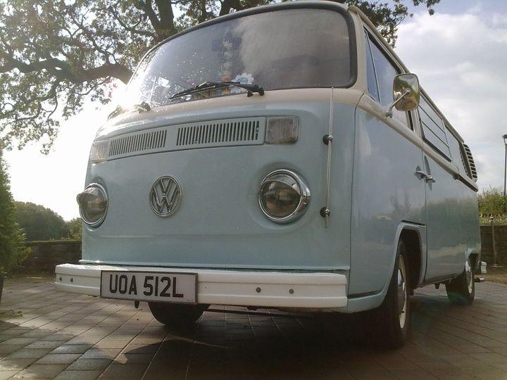 Wed Fest Vintage VW