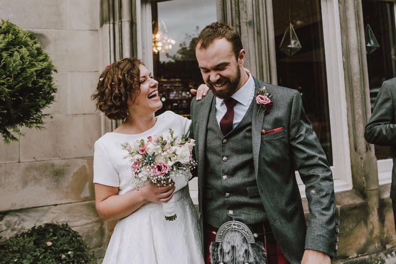 Newlyweds - Simon Gough Photography