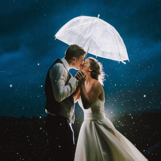 Under the umbrella - Simon Gough Photography