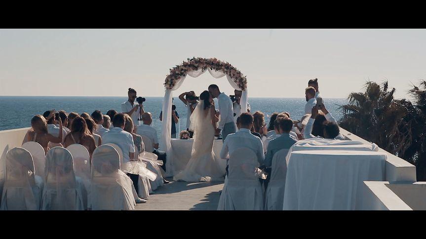 Destination wedding - Videographers Rowe Films