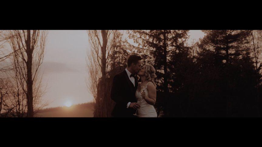 Woodland wedding - Videographers Rowe Films