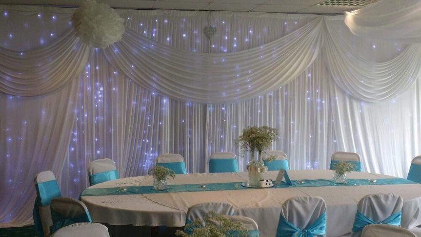 Light Curtain and room decor