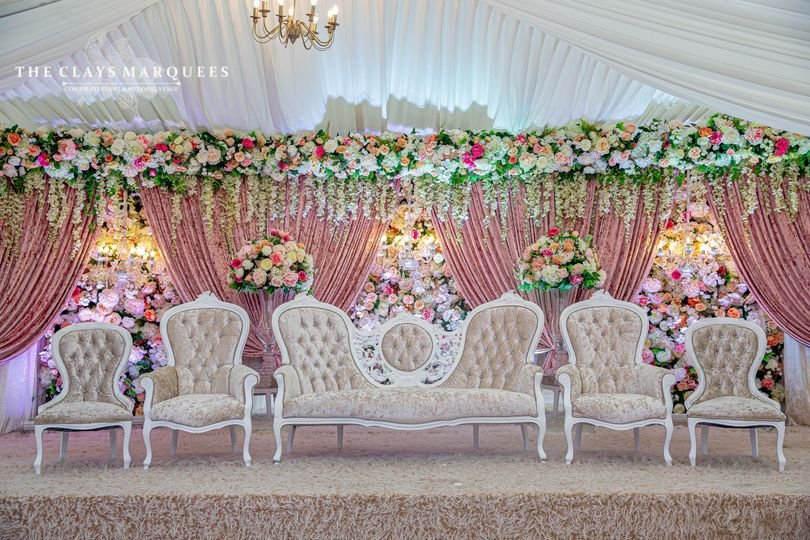 Clays Marquees 33
