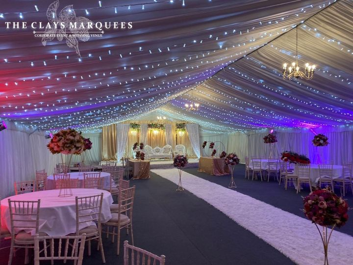 Clays Marquees 40
