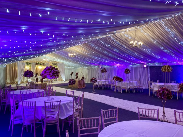 Clays Marquees 42