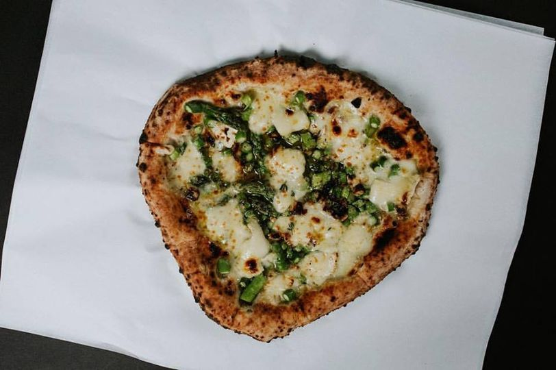 Seasonal Sourdough Pizza