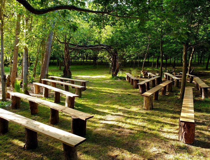 Endeavour - Woodland Venue 3