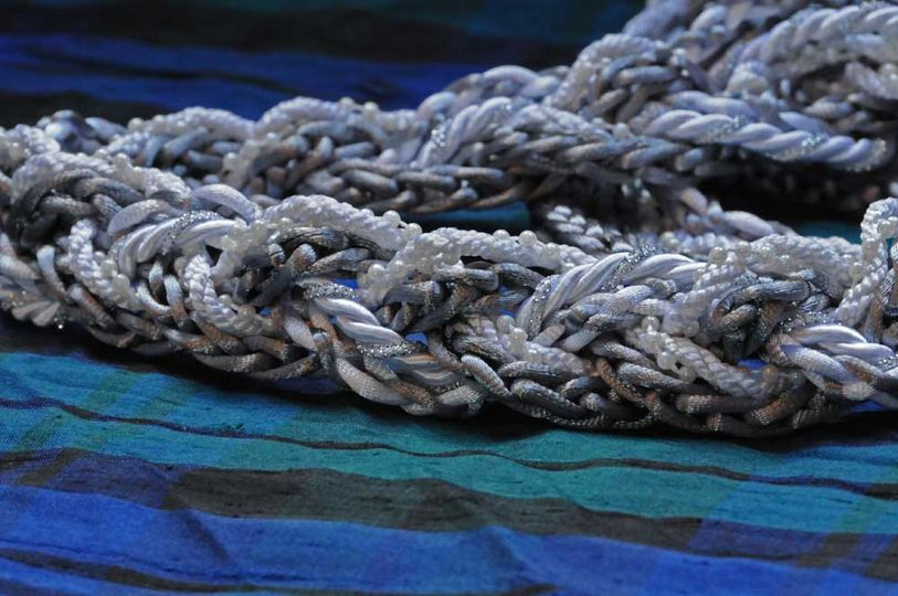 Handfasting Cord detail