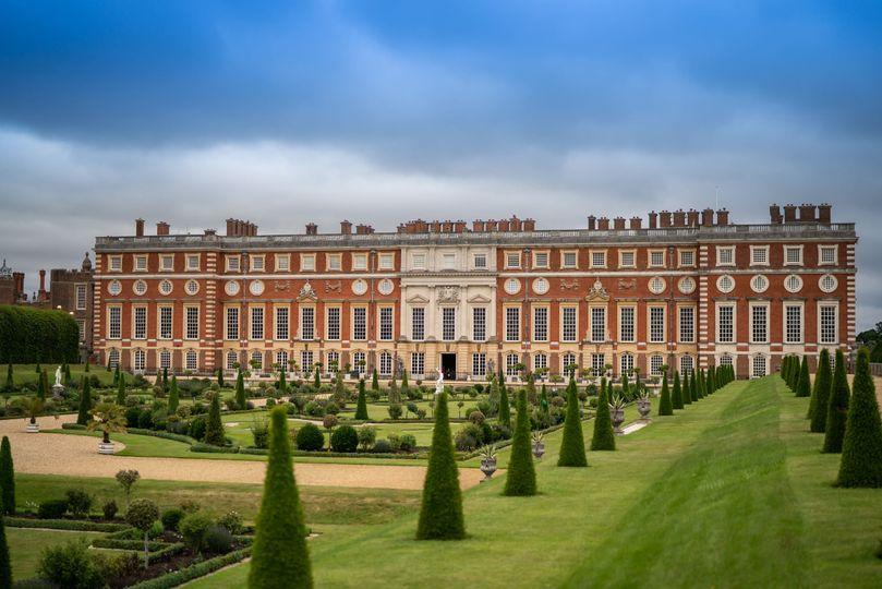 Hampton Court Palace 56