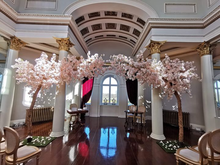 Lartington Hall