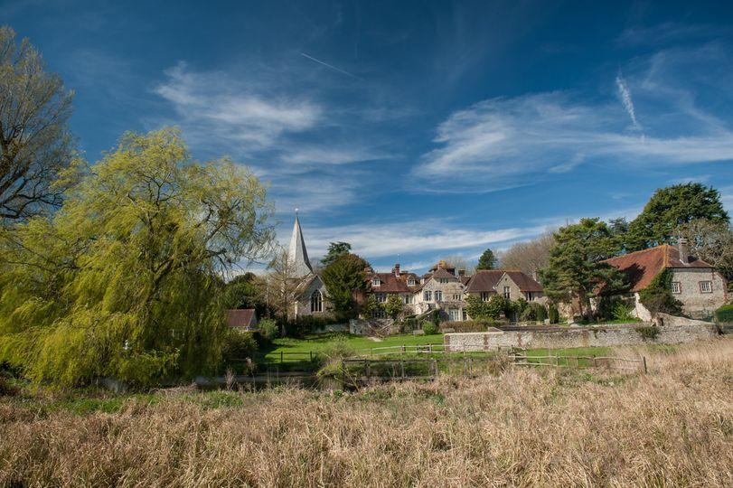 Bury Manor Barn 2